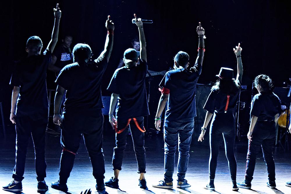 TNT (Teens In Theater) - Bishop Arts Theatre Center